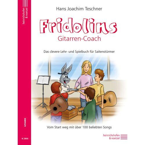 Heinrichshofen - Fridolins Gitarren Coach Teschner