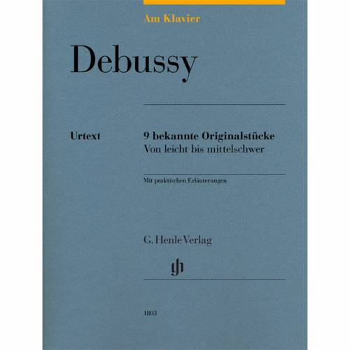 Henle Verlag - Claude Debussy: Am Klavier