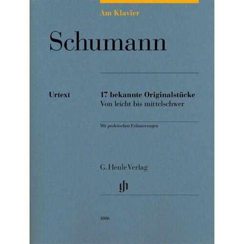 Henle Verlag - Robert Schumann: Am Klavier