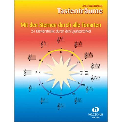 Holzschuh Verlag - Mit den Sternen durch alle Tonarten