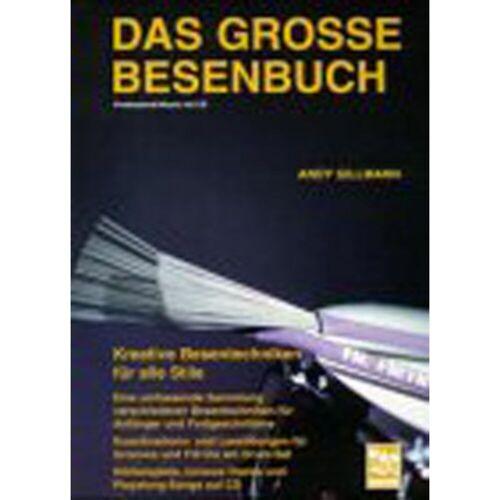 Leu-Verlag - Das grosse Besenbuch  Andy Gillmann,inkl. CD