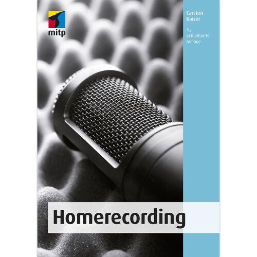 mitp Verlag - Homerecording