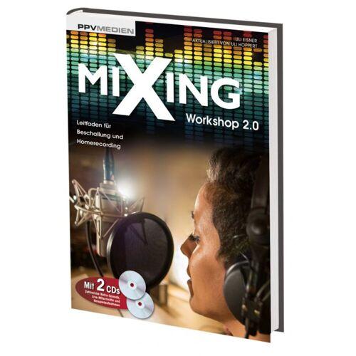 PPV Medien - Mixing Workshop 2.0 Uli Eisner, Buch und 2 CDs