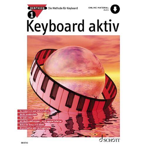 Schott Music - Keyboard aktiv 1