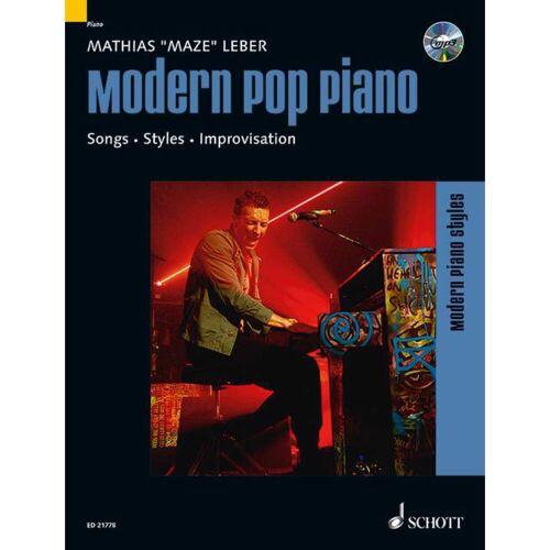 Schott Music - Modern Pop Piano