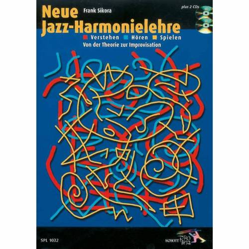Schott Music - Neue Jazz-Harmonielehre