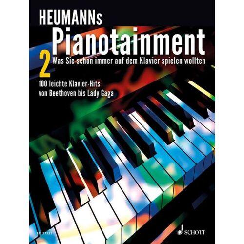 Schott Music - Pianotainment 2 Heumann, Klavier