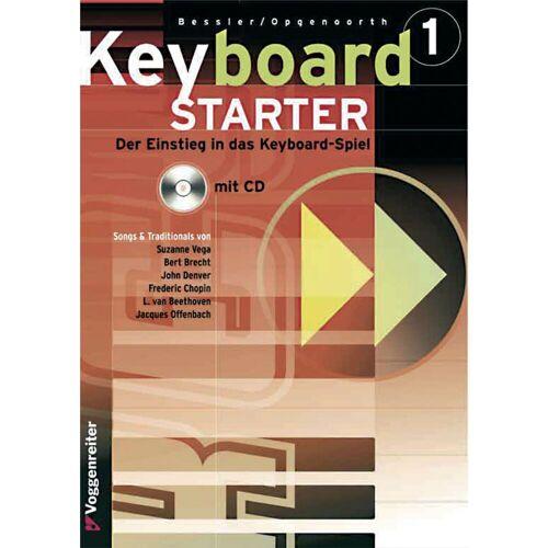 Voggenreiter - Keyboard Starter 1