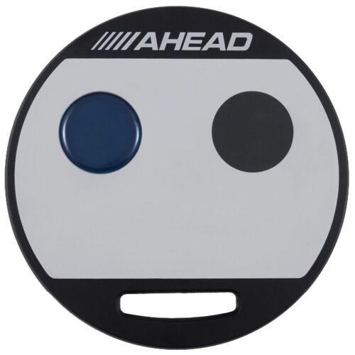 """Ahead Sticks - Practice Pad 14"""" 3 Zonen AHP3Z Gummi/Moongel/Hartgummi"""