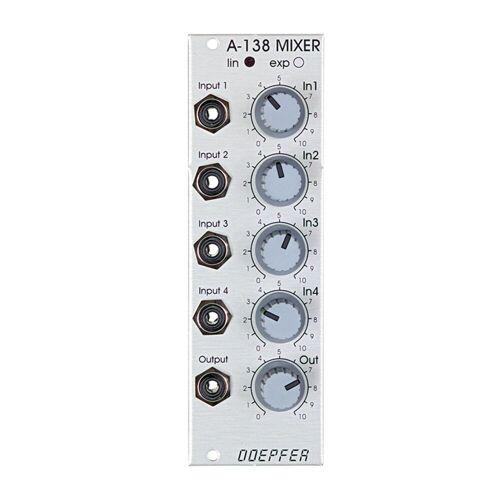 Doepfer - A-138b Mixermodul logarithmisch