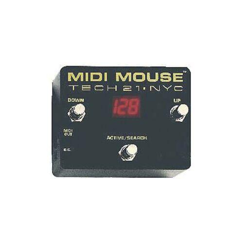 Tech 21 - MIDI-Mouse MIDI-Footcontroller