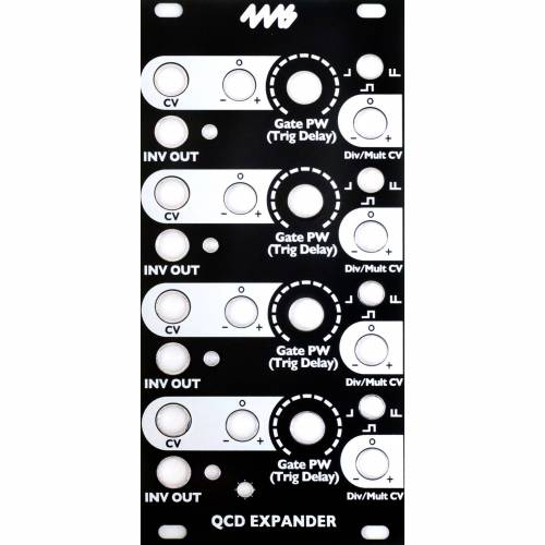 4ms - QCD Expander Black Panel