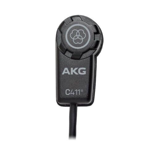 AKG - C 411 L Mikrofon Kondensator