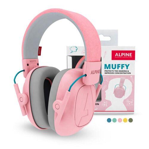 Alpine - Muffy Kids Gehörschutz Pink
