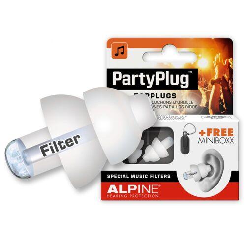 Alpine - PartyPlug Gehörschutz, White