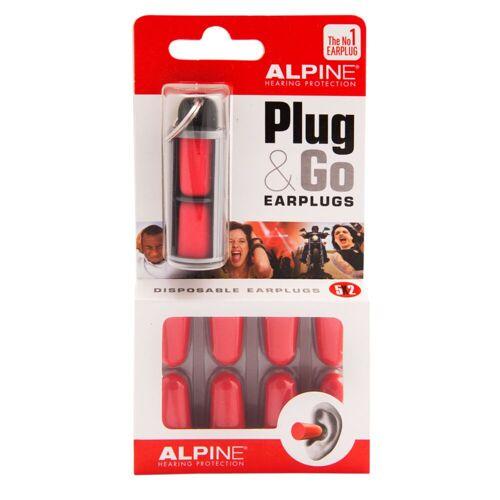 Alpine - Plug&Go Gehörschutz, 5 Paar