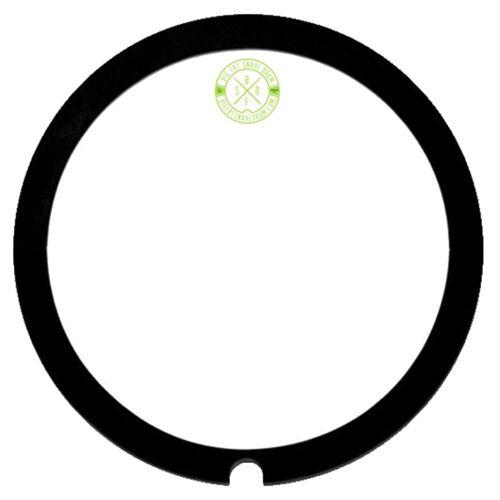 "Big Fat Snaredrum - Green Monster 14"" Coated Für Besen"