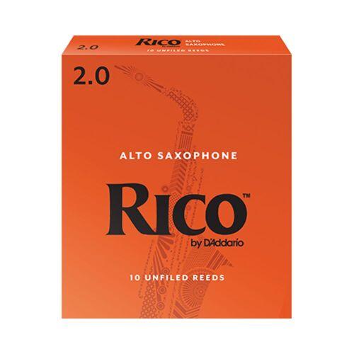 D'Addario Woodwinds - RICO Altsax 2