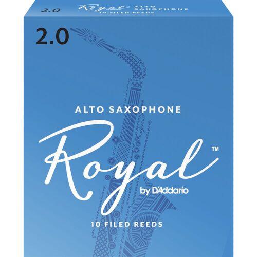 D'Addario Woodwinds - ROYAL 2,0 Altsax