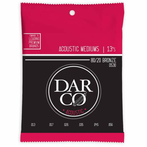 Darco - D530 Acoustic 13-56