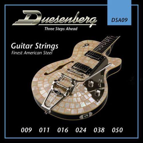 Duesenberg - DSA09 09-50 E-Gitarren Saiten Nickel Wound
