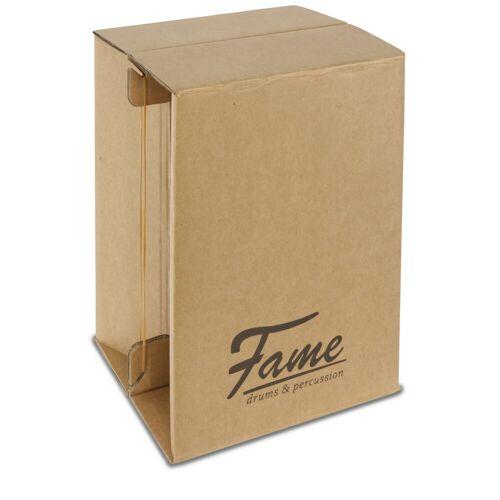 Fame - Cardboard Cajon
