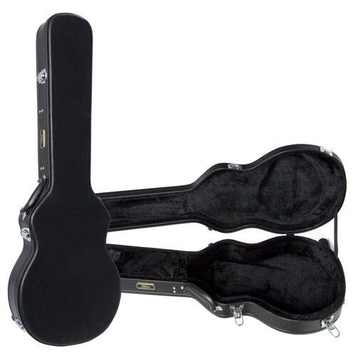 Fame - Case Singlecut Guitar Black