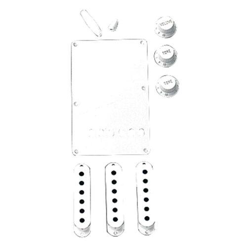 Fender - Strat Accessory Kit White