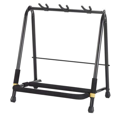 Hercules Stands - GS523B 3-fach Rack für elektrische/akustische Gitarre