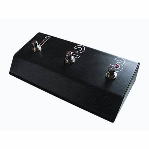 Hughes & Kettner - FS-3 Fußschalter 3-fach mit LED, 5m Kabel
