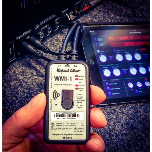 Hughes & Kettner - WMI-1 Wireless MIDI Interface