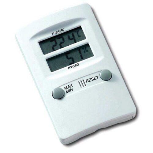 Jahn - Hygrometer Elektronisch inkl. Thermometer