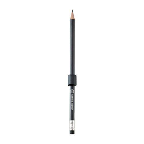 König & Meyer - 16099 Haltemagnet mit Bleistift - schwarz