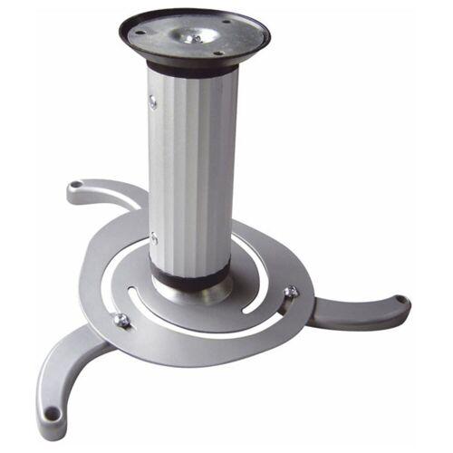 lightmaXX - Deckenhalterung für Beamer 30 cm, silber