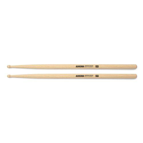 """Rohema - Round Tip Sticks """"Lytton"""", Wood Tip"""