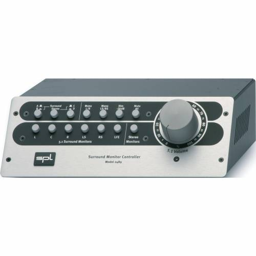 SPL Electronics - SMC Controller 5.1+Stereo In/Out
