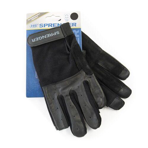 Sprenger - Rigging-Handschuhe S Black