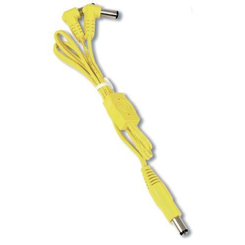 Rex T-Rex - DC Kabel Voltage Doubler 50 cm Gelb