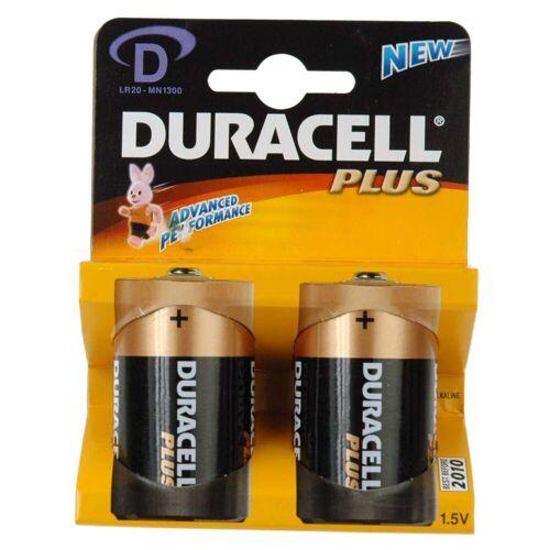 Duracell - Plus Power 1,5V D (Mono)