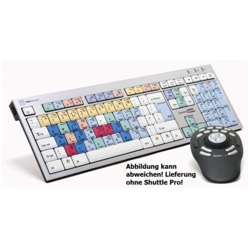 LogicKeyboard - Cubase/Nuendo Keyboard dt. PC / Slim