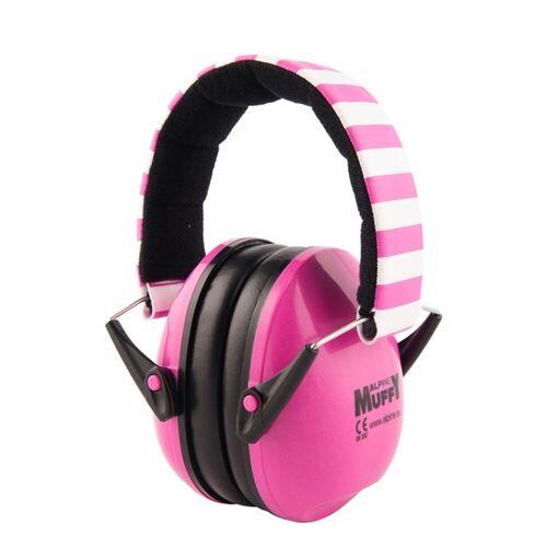 Alpine - Muffy Gehörschutz, Pink, for Kids