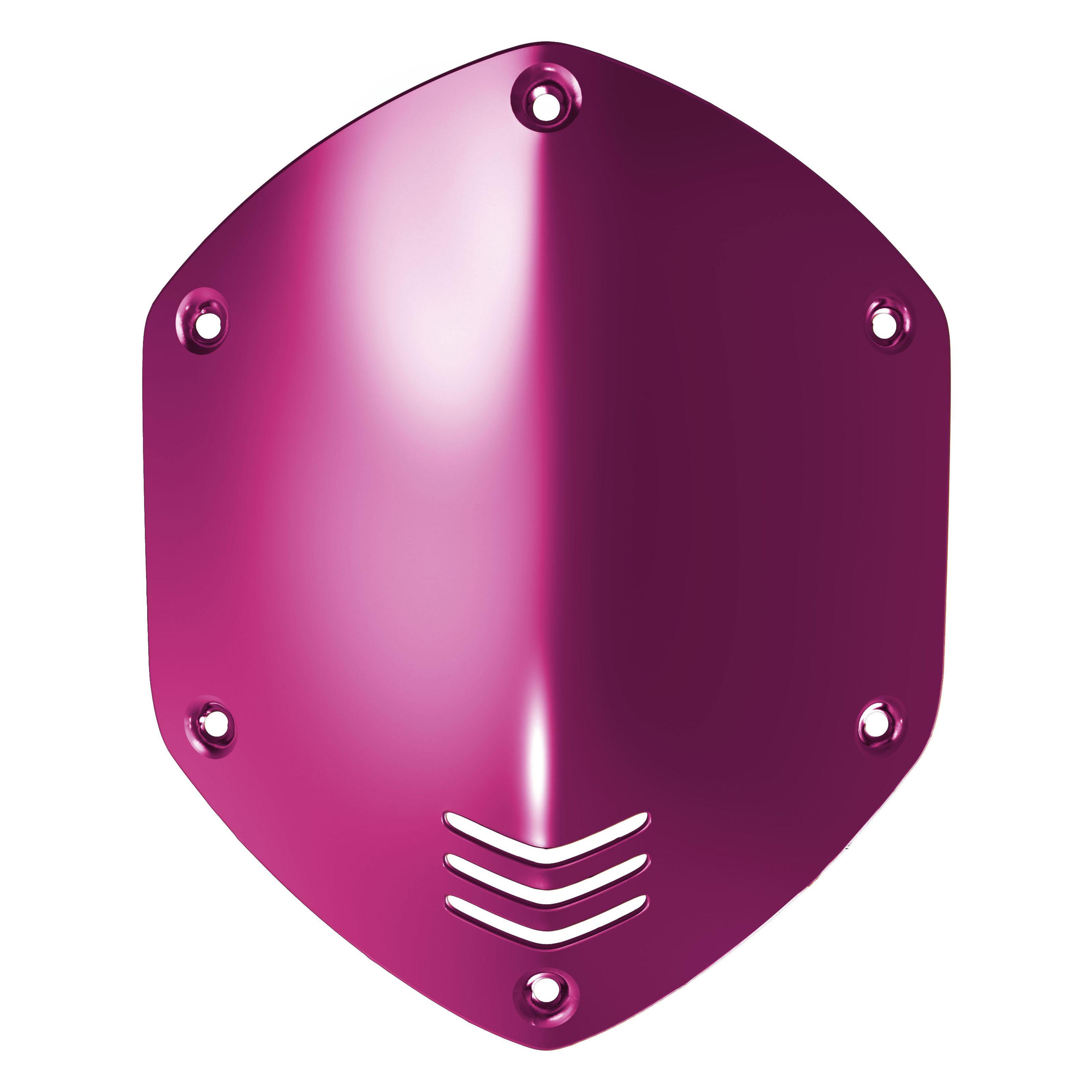 V-Moda - Shield Kit M-100/LP2 (Over-Ear) pink