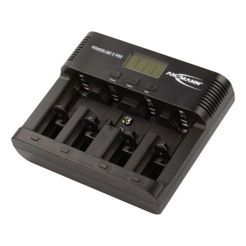 Ansmann - Ladegerät Powerline 5 Pro