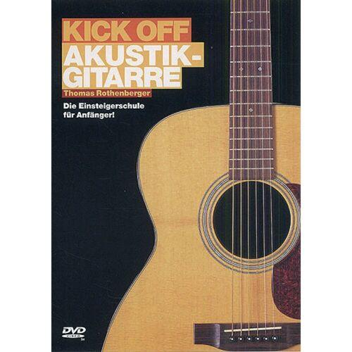 Bosworth Music - Kick off - Akustikgitarre DVD