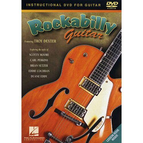 Hal Leonard - Rockabilly Guitar Troy Dexter, DVD