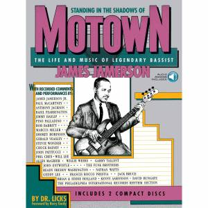 Hal Leonard - James Jamerson: Standing In The Shadows Of Motown