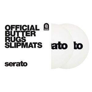 "Serato - Butter Rugs 7"" Slipmats white"