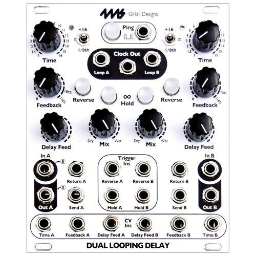 4ms - Dual Looping Delay
