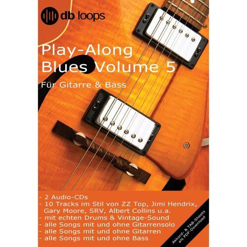 db loops - Blues - Volume 5 Gitarre Playalong