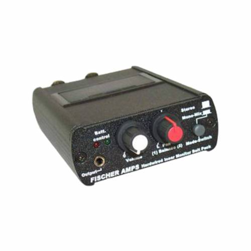 Fischer Amps - In-Ear Monitor Beltpack 2x XLR-Eingänge